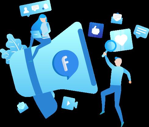 Facebook Ad Designing Service