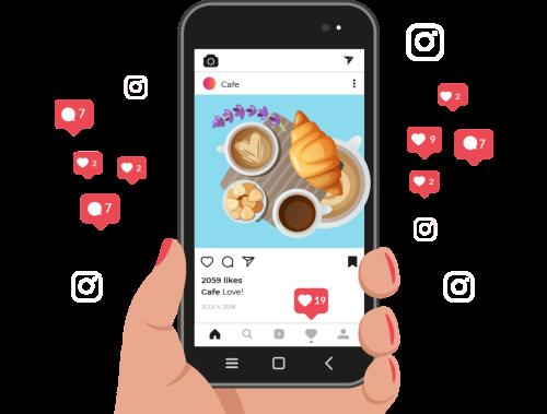 Business Promotion on Instagram Service