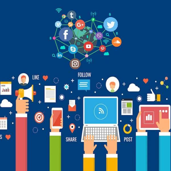 Social media strategy Service